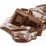 تجربة ذوبان الشيكولاتة