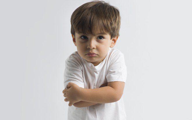 الطفل المتمرد وكيفية التعامُل معه