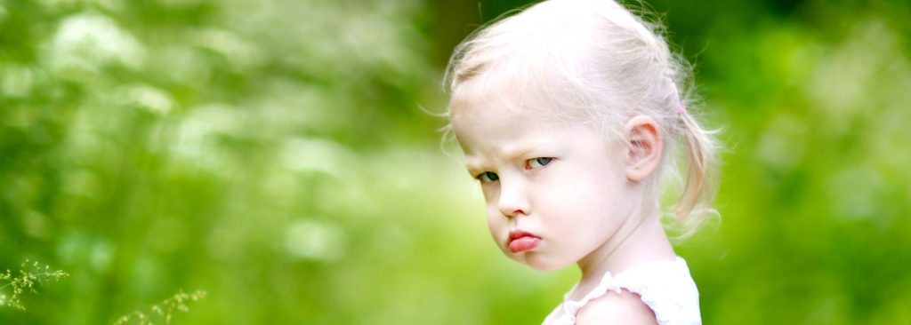 كيفية التعامُل مع الطفل الغاضب