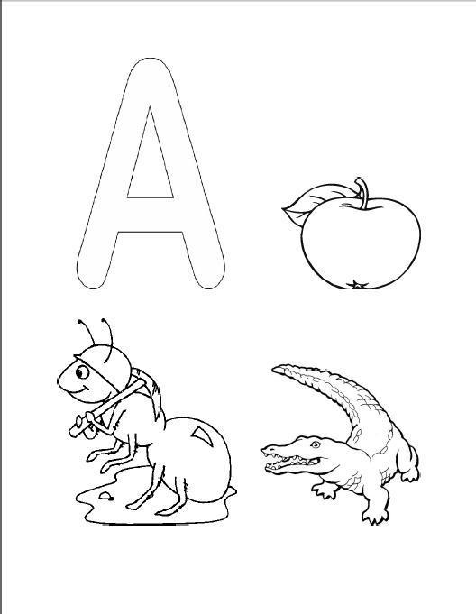 بطاقات تعليم الحروف الانجليزية 4