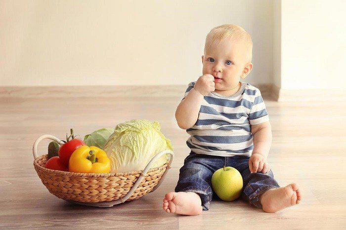 أطعمة تُزيد من ذكاء الأطفال