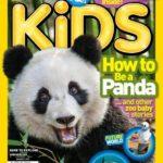 مجلة ناشيونال جيوغرافيك للأطفال أغسطس 2017