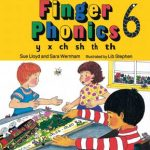 Jolly Finger Phonics 6