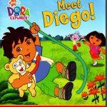 Dora meet Diego