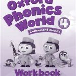 Oxford Phonics World 4 wb