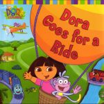 Dora Goes for a Ride Dora the Explorer story