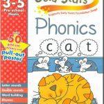 Gold stars phonics
