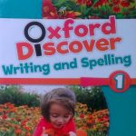 oxford discover writing and spelling