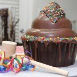 وصفة Smash cake