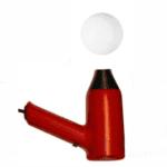 تجربة كرة البينج بونج الطائرة