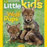 ناشيونال جيوغرافيك للأطفال أبريل 2017