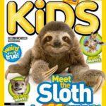 مجلة ناشيونال جيوجرافيك للأطفال عدد مارس 2017