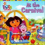 dora at the carnival