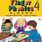 Jolly Finger Phonics 4