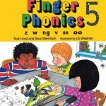 Jolly Finger Phonics 5