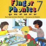 Jolly Finger Phonics 7