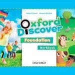 oxford discover foundation workbook