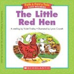 The Little Red Hen color